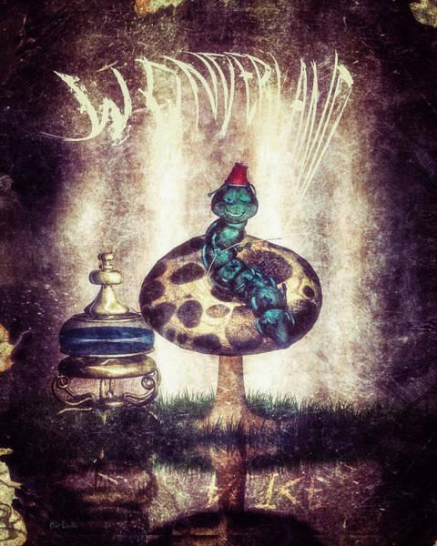 Digital Art - Wonderland by Bob Orsillo