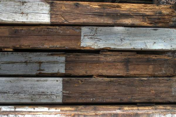 Wall Art - Photograph - Wood by Jane Linders