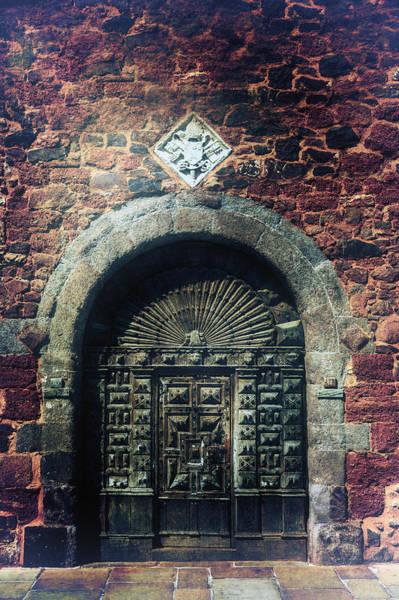 Gate Wall Art - Photograph - Wooden Gate by Joana Kruse