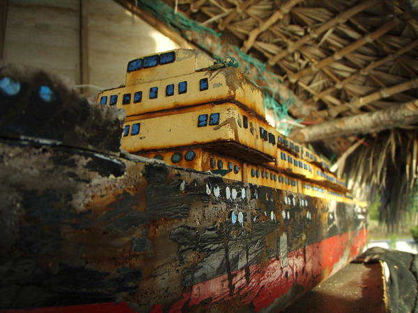 Photograph - Wooden Ships by Kim Pippinger