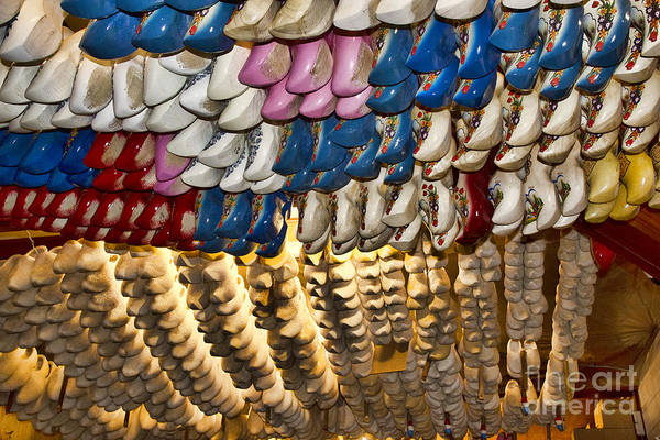 Photograph - Wooden Shoes 1 by Crystal Nederman