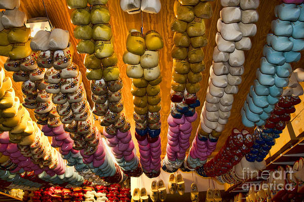 Photograph - Wooden Shoes 2 by Crystal Nederman