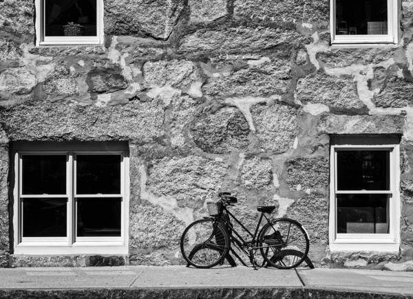 Woods Hole Bike Wall Art Print