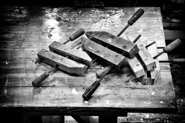 Photograph - Woodshop by Patrick M Lynch