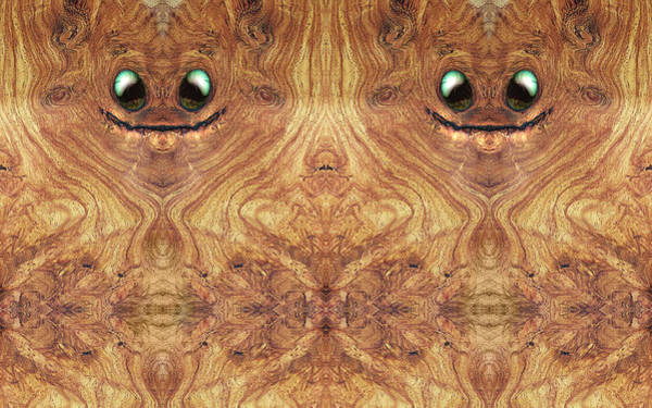 Digital Art - Woody 51 by Rick Mosher