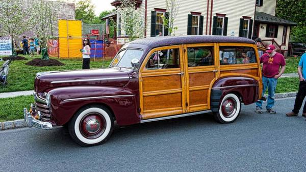 Photograph - Woody Wagon by Keith Swango