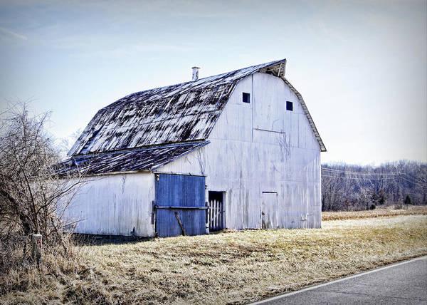 Photograph - Wooldridge Barn by Cricket Hackmann