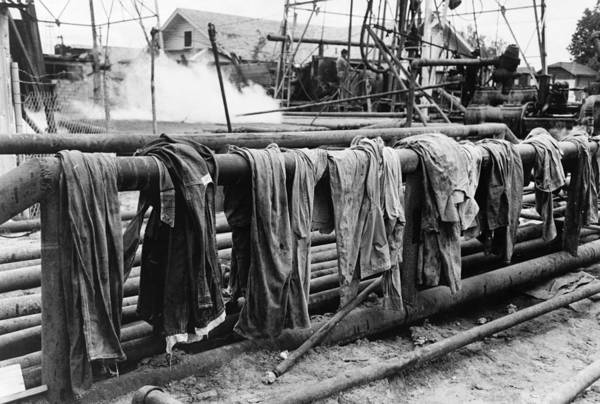 Photograph - Work Clothes, 1939 by Granger