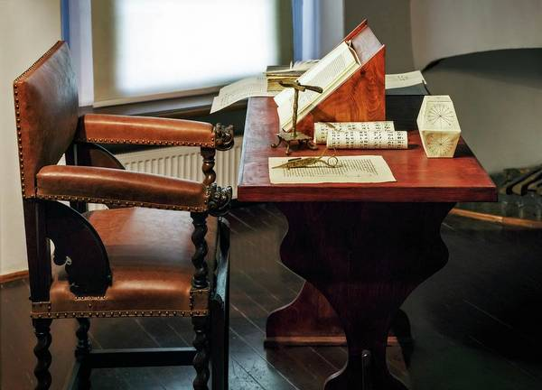 Astronomer Photograph - Work Room In Copernicus's House by Babak Tafreshi