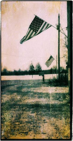 Southern Pride Wall Art - Photograph - Country Patriot by Dan Sproul