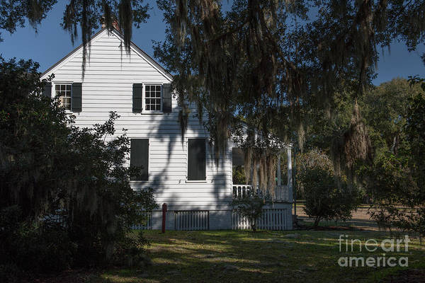 Photograph - Working Plantation Of Charles Pinckney by Dale Powell