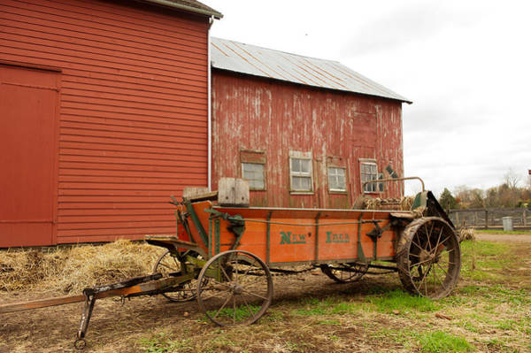 Photograph - Working Wagon by Keith Swango