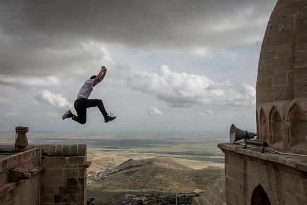 Lifestyles Photograph - World Parkour Championships by Chris Mcgrath
