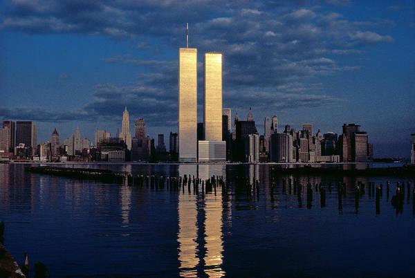 September 11 Attacks Photograph - World Trade Center In 1982 by Marcello Bertinetti