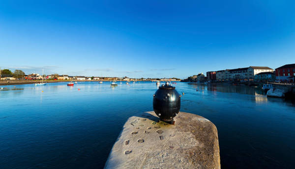County Waterford Photograph - World War 2 Anti-ship Mine, Dungarvan by Panoramic Images
