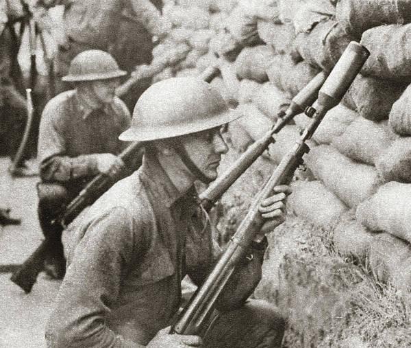Wall Art - Photograph - World War I Rifle Grenades by Granger