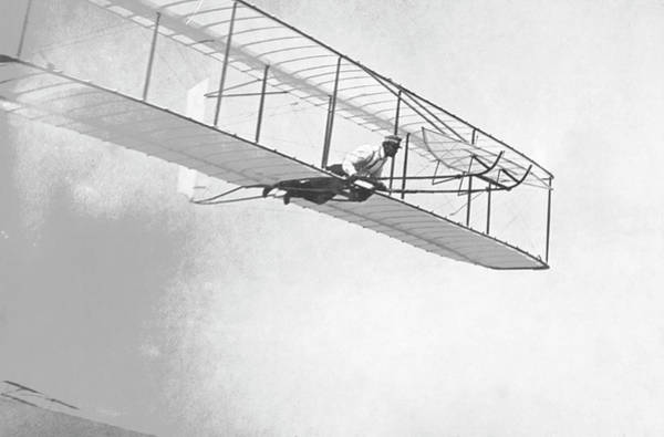 Wall Art - Photograph - Wright Brothers' Glider by Us Air Force/science Photo Library