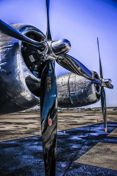 B29 Photograph - Wright R-3350 by Chris Smith