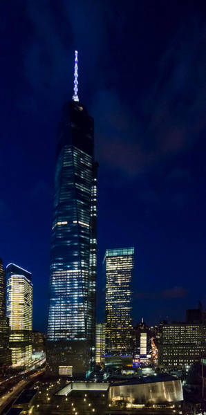 Photograph - Wtc  7d0911 by Guy Whiteley