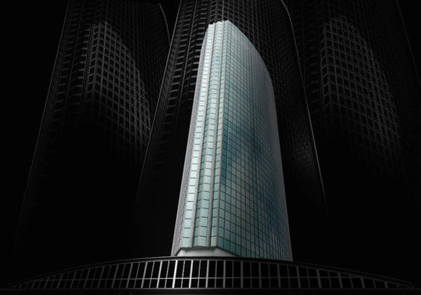 Selective Color Wall Art - Photograph - Wtc by Marc Huybrighs