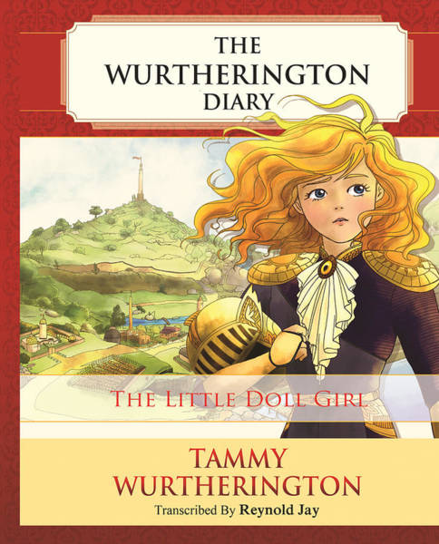 Painting - Wurtherington Diary Cover by Reynold Jay