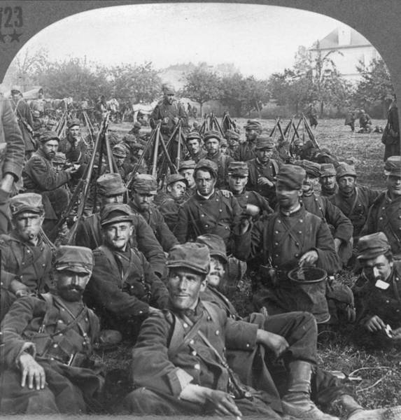 Wall Art - Photograph - Wwi Battle Of The Marne by Granger
