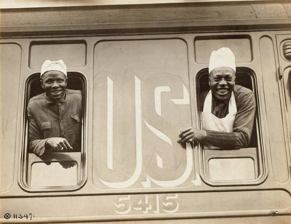 Wall Art - Photograph - Wwi Cooks, 1918 by Granger