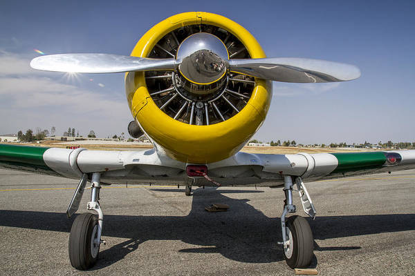 Photograph - Wwii Fighter 2 by Jim Moss