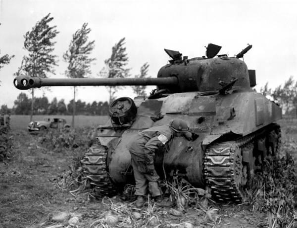 Ww2 Tank Art