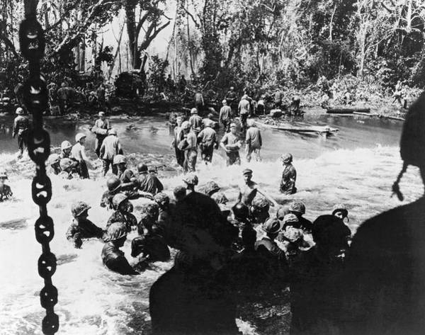 Wall Art - Photograph - Wwii Papua New Guinea Ops by Underwood Archives