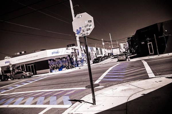 Photograph - Wynwood Crossing by Ellie Perla