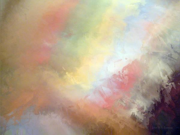Painting - Xiii - Magic by John WR Emmett