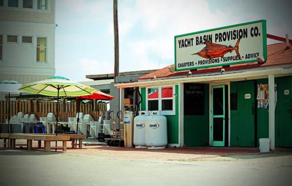 Photograph - Yacht Basin Provision Co. by Cynthia Guinn