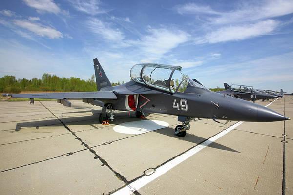 Yakovlev Photograph - Yak-130 Training Aircraft by Artyom Anikeev