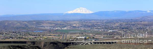 Photograph - Yakima Valley Panorama by Carol Groenen