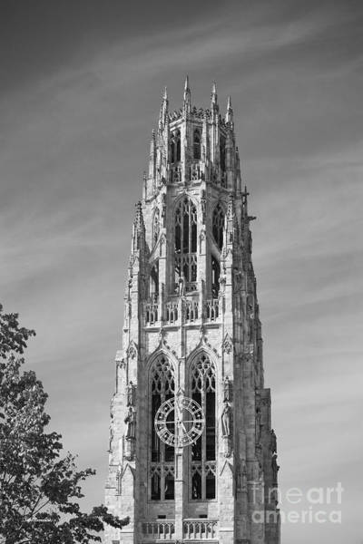 Photograph - Yale University Harkness Tower by University Icons