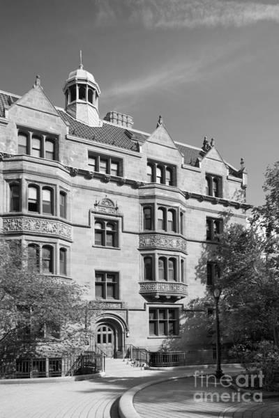 Photograph - Yale University Vanderbilt Hall by University Icons
