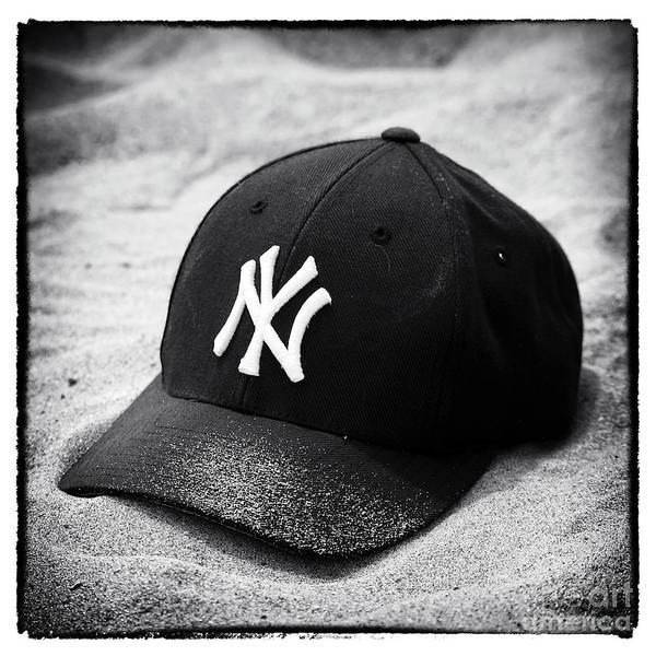 Photograph - Yankee Cap by John Rizzuto