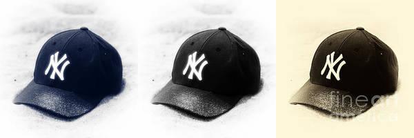 Photograph - Yankees by John Rizzuto
