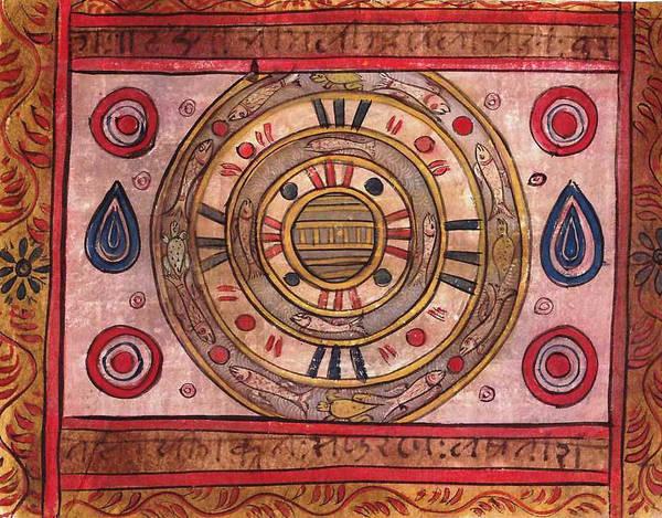 Wall Art - Painting - Yantra Chakra Kundalini Meditation Yaga Yogi India Painting Artist by A K Mundhra