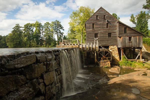 Photograph - Yates Mill by Doug McPherson