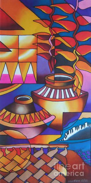 Painting - Yau Ni Viti Iv by Maria Rova