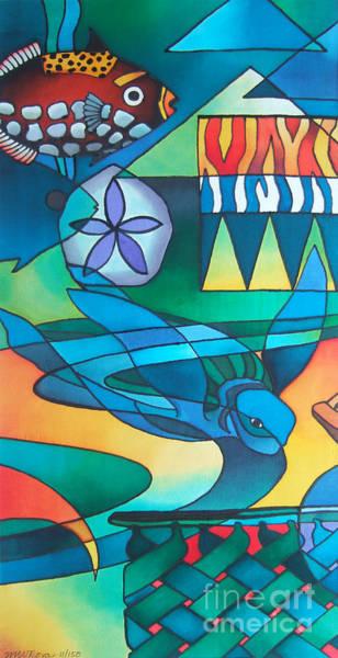 Painting - Yau Ni Viti V by Maria Rova