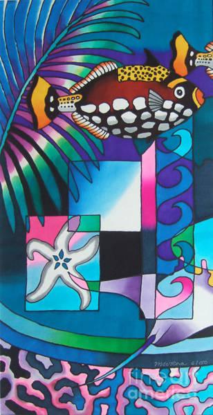 Painting - Yau Ni Viti Vi by Maria Rova