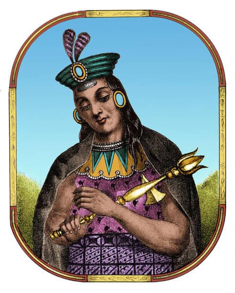 Wall Art - Photograph - Yawar Waqaq, Sapa Inca, Kingdom Of Cuzco by Science Source