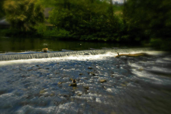 Photograph - Ye Olde River Wye by Doc Braham