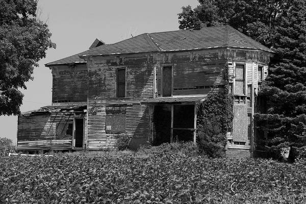 Rockville Photograph - Years Gone By by Clayton Kelley