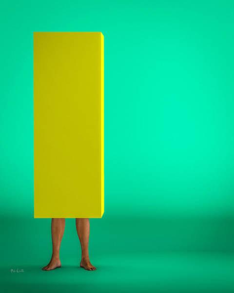 Photograph - Yellow Oblong Box by Bob Orsillo