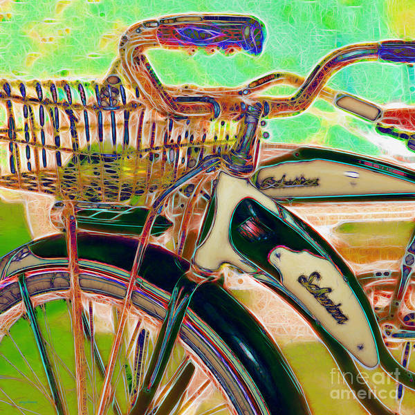 Photograph - Yesterday It Seemed Life Was So Wonderful 5d25760 Square M168 by Wingsdomain Art and Photography