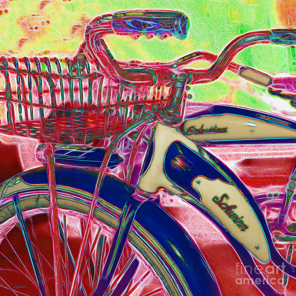 Photograph - Yesterday It Seemed Life Was So Wonderful 5d25760 Square P153 by Wingsdomain Art and Photography